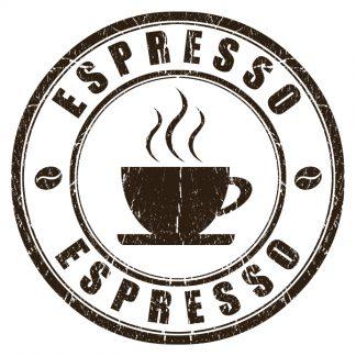 RBC Fast Blend Espresso amber crema